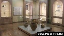 Основатель абхазской археологической школы Михаил Трапш определил связи местной культуры с культурами древней Греции, Рима и генуэзской культурой