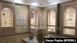 Экспозиция в Абхазском государственном музее