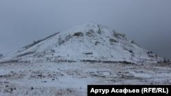 Шихан Торатау (Тратау) зимой