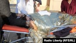 Aeroportyň bäş zenan işgäri atylyp öldürildi, Kandahar, 17-nji dekabr, 2016