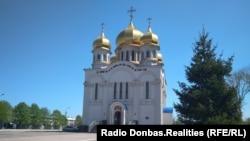 Свято-Покровський храм у окупованому Донецьку