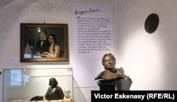 George Enescuîn expoziția de la Accademia Chigiana, Siena