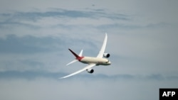 آرشیف، یک طیاره خطوط هوایی هند