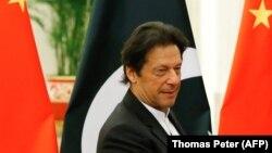 آرشیف، عمران خان صدراعظم پاکستان در یک ملاقات در پیکنگ، ۰۲ نوامبر ۲۰۱۸