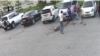 Скриншот видео драки, произошедшей в микрорайоне «Джал».