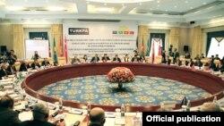 TurkPA-nın 2012-ci ildə Bişkək sessiyası