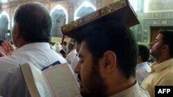 ليالي رمضان في كربلاء