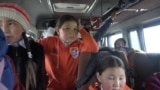 В селе Кара-Жылга родители купили детям школьный автобус