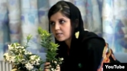Afghanistan – RFE/RL Reporter and Pashto poet Haseeba Shaeed passed away in May 2012.