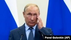 Presidenti rus, Vladimir Putin