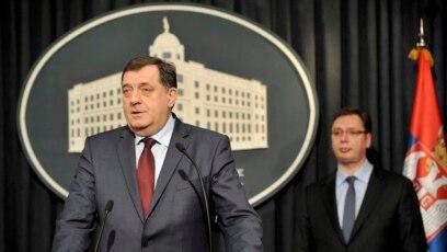 Za šta je Dodik potreban Vučiću, a za šta Vučić Dodiku?