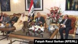 الهاشمي يليقي الجالية العراقية في الأردن