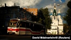 Нижний Новгород, архивное фото
