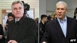 Boris Tadiq dhe Tomisllav Nikolliq (Foto arkiv)