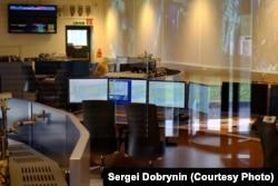 Контрольная комната детектора ATLAS
