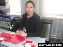 Дидар Оразбай, Aramex түрік компаниясының директоры. Алматы, 17 сәуір 2014 жыл