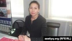 Директор турецкой компании Aramex Дидар Оразбай. Алматы, 17 апреля 2014 года.