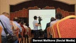 Журналисттердин республикалык жыйыны. 26-май