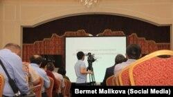 Республиканская конференция СМИ, 26 мая 2018 г.