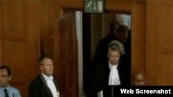 Judecătorii Curții de la Haga