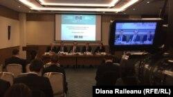 """Lansarea proiectului """"Combaterea corupţiei prin aplicarea legii şi prevenire"""", pe scurt CLEP"""