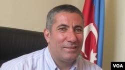 YAP icra katibinin müavini Siyavuş Novruzov.