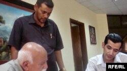 غازي الخطيب رئيس جامعة المثنى