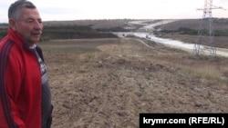 Сергій Лавров на ділянці, село Донське