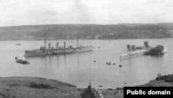 Севастополь, апрель 1918 года