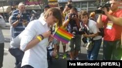 """""""Vlada je tu, ako je neki član te Vlade tu"""", poručila je ministarka Ana Brnabić"""