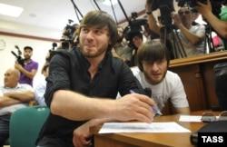Братья Махмудовы в суде