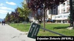 Park nacionalnih manjina, Sarajevo, ilustrativna fotografija