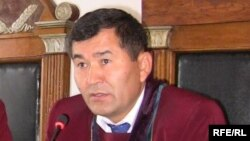 Досжан Амиров, председатель Мангистауского областного суда.