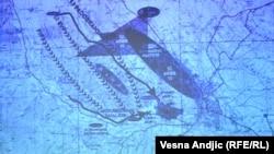 Mapa operacije Reka
