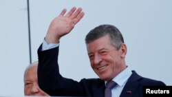 Дмитрий Козак, новият президентски помощник за Украйна