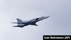 NATO jets were scrambled earlier this week to respond to Russian aircraft, including two Tu-22 strategic bombers. (file photo)