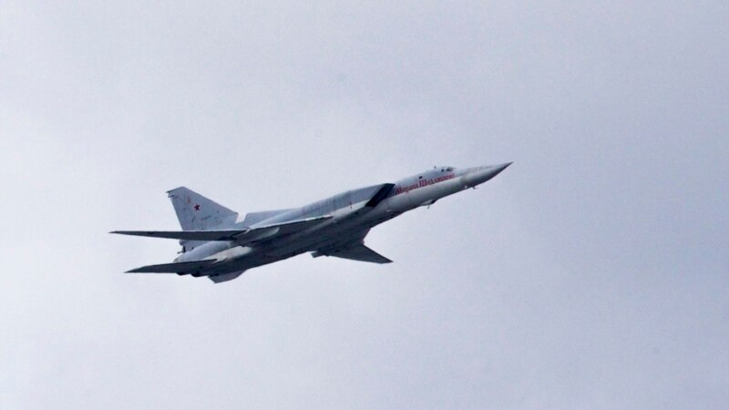 NATO Official Says Jets Intercepted Russian Aircraft In European Airspace Nearly 300 Times In 2019