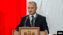 Igor Dodon, who was elected Moldova's president on December 23, has pledged to resolve the Transdniester issue while in office.