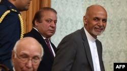 اشرف غني: پاکستان افغانستان سره په نااعلان کړي جنګ کې ښکېل دی