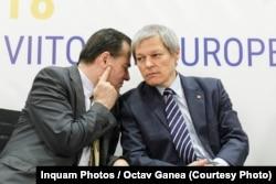 Ludovic Orban și Dacian Ciolos