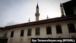 Ханский дворец в Бахчисарае. 11 января 2019 года