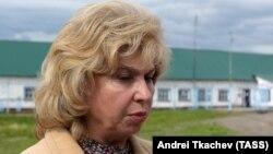 Оьрсийн омбудсмен Москалькова Татьяна