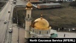 Мечеть в Назрани