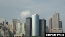 Нью-Йорк. Июль 2011 года.