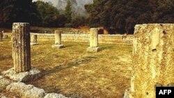 Site-ul arheologic de la Olympia