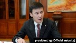 Глава Нацэнергохолдинга Айбек Калиев.