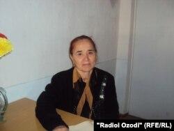 Мӯъмина Шовалиева