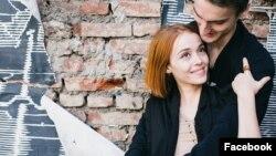 Ольга Точеная и Сева Журавлев