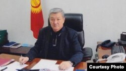 Шералы Абдылдаев.