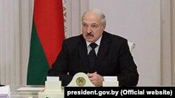 Belarusyň prezidenti Alýaksandr Lukaşenka